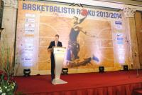 The basketball player of the year event 2014